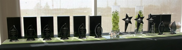 Prince Albert Parkland hosts 2017 Health Excellence Awards ceremony.