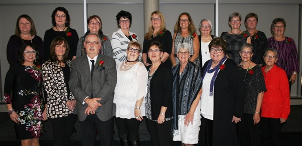 Health Region retirees recognized
